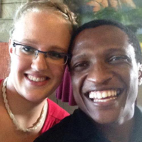 Tray & Lydia Murundu