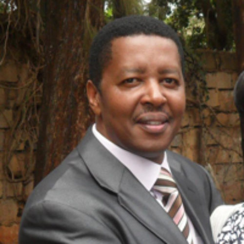 Rev. Nelson Gichohi